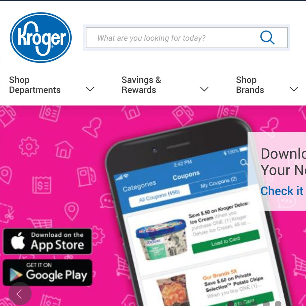 Kroger Clicklist Online Grocery Shopping Review Twisted Tastes