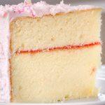 Study and Moist White Cake   Twisted Tastes
