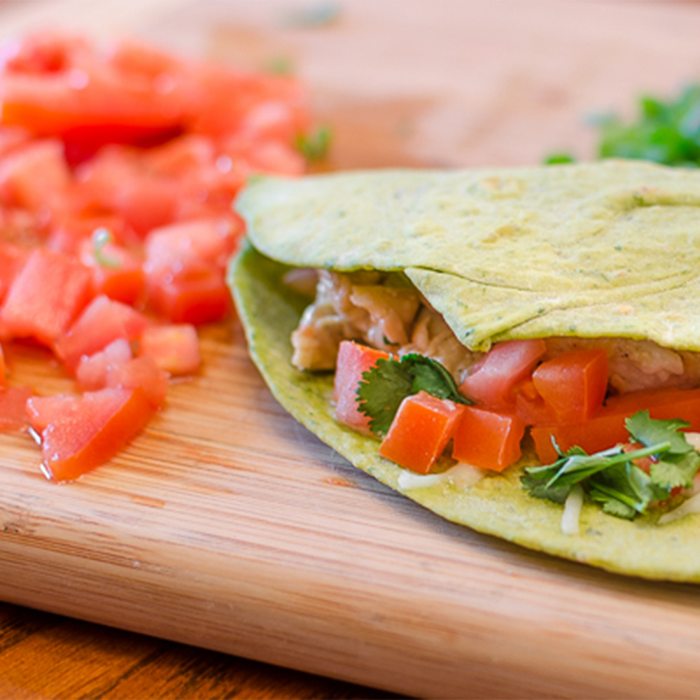 Lime Chicken Tacos | Twisted Tastes